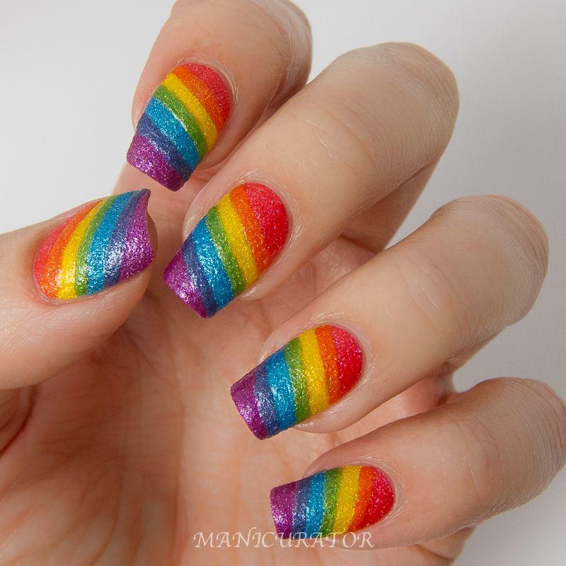 OPI-Brazil-Textures-Rainbow-Nail-Art-Nailart009.jpg | Nail Polish ...