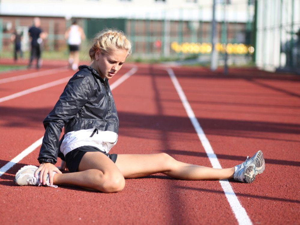elite runner polina carlson takes bioastin because it helps me
