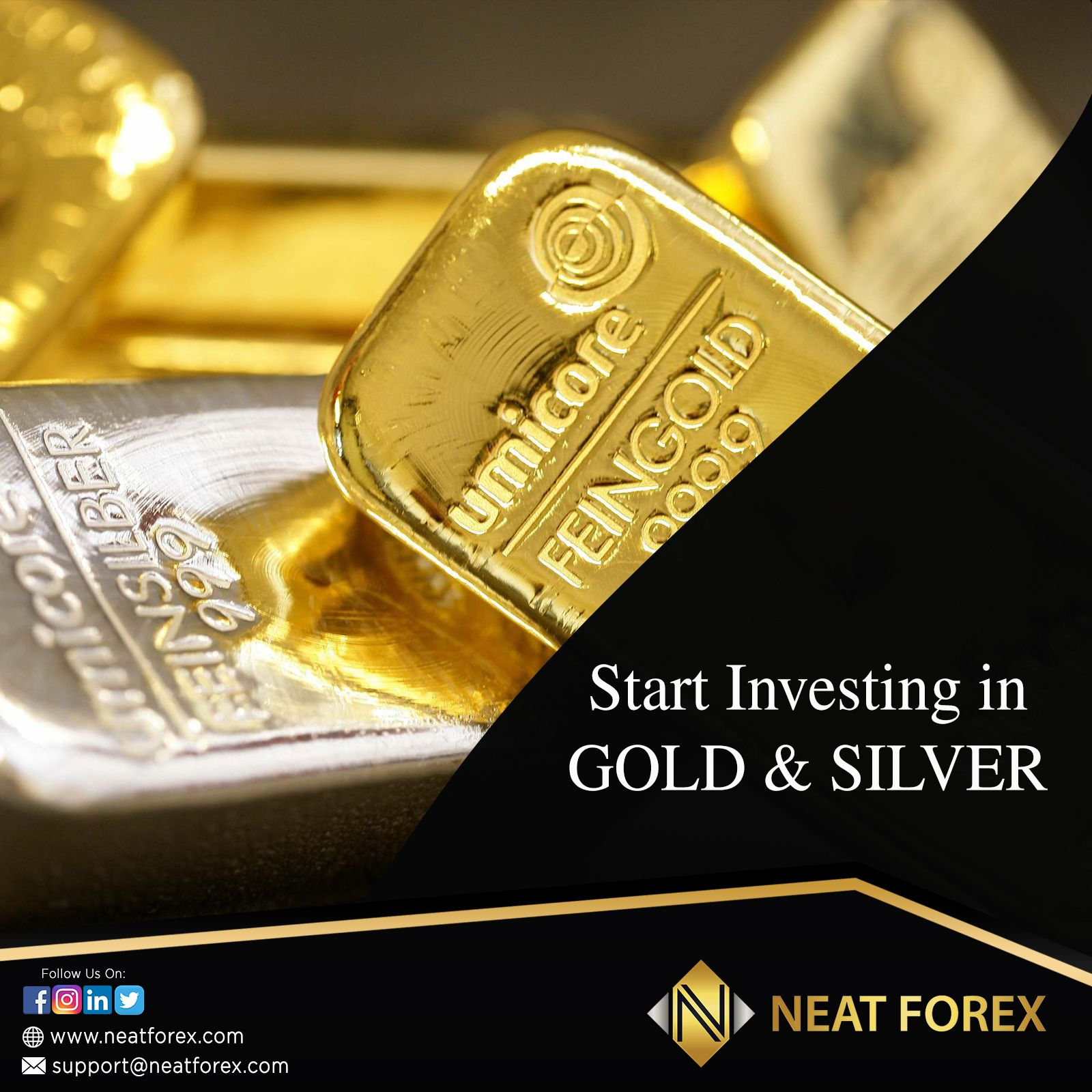 Trading Of Gold And Silver Is Conducted Electronically In The Same