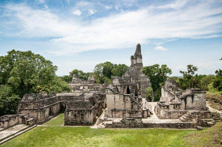 Des milliers de ruines mayas découvertes au Guatemala grâce à la cartographie laser