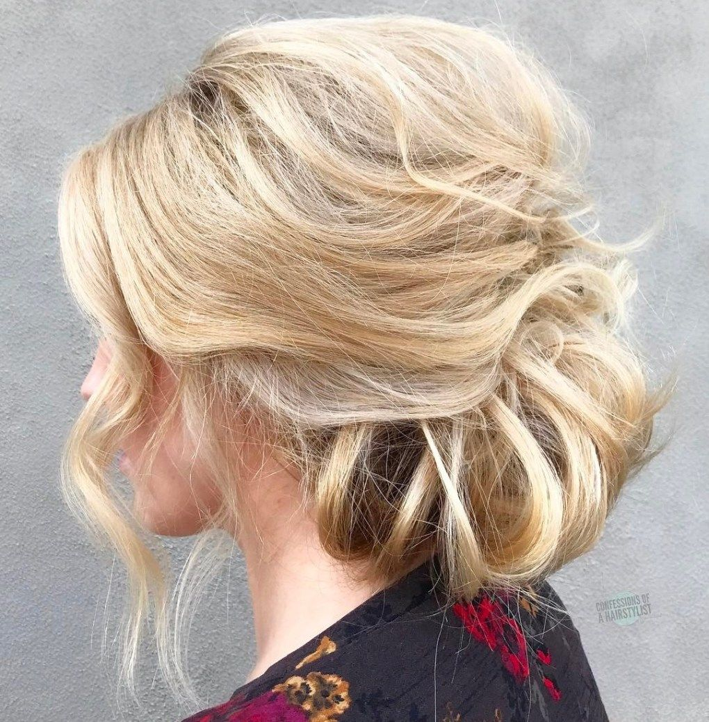 Buns Hairstyles 40 Diverse Homecoming Hairstyles For Short Medium And Long Hair