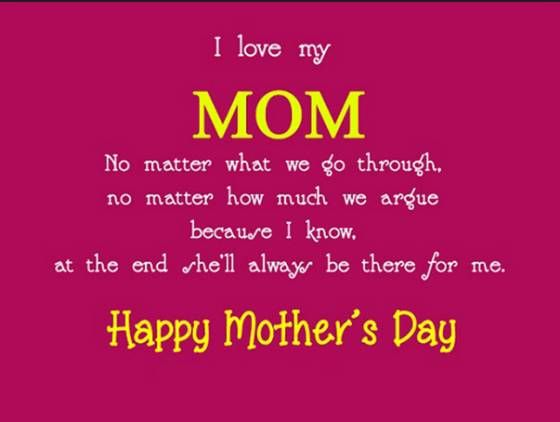 Mothers day Status in English Happy mother day quotes