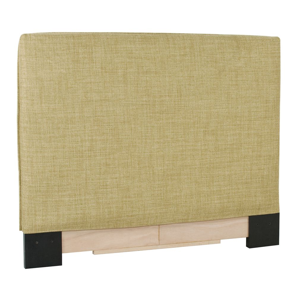 Howard Elliott Coco Peridot Twin Headboard Slipcover