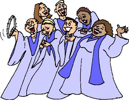 christmas choir clip art | Clip art » Choirs Clip art ...