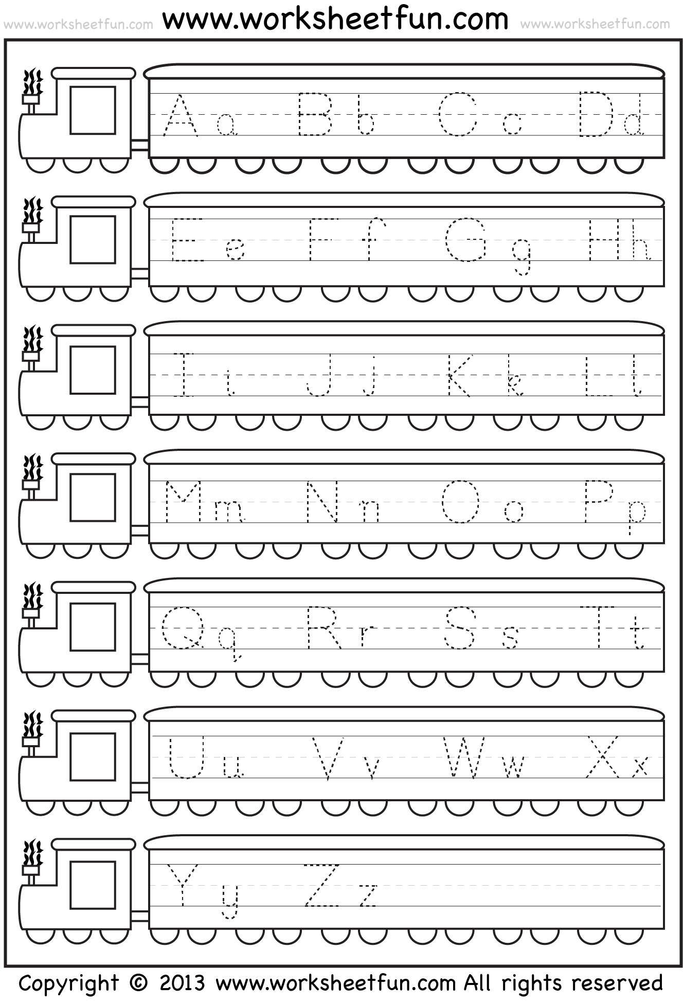 letter tracing | Letter tracing worksheets, Tracing ...