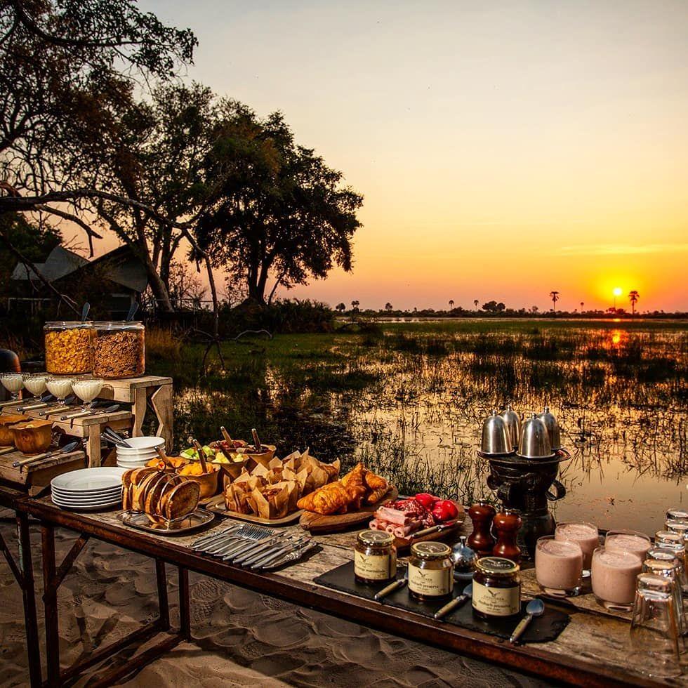 Africa Botswana Safari African Vacation Safari Food Botswana Safari