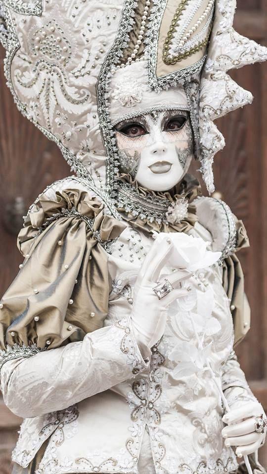 Adulti Da Uomo Casanova RINASCIMENTO Masquerade Veneziano Costume MASCHERA