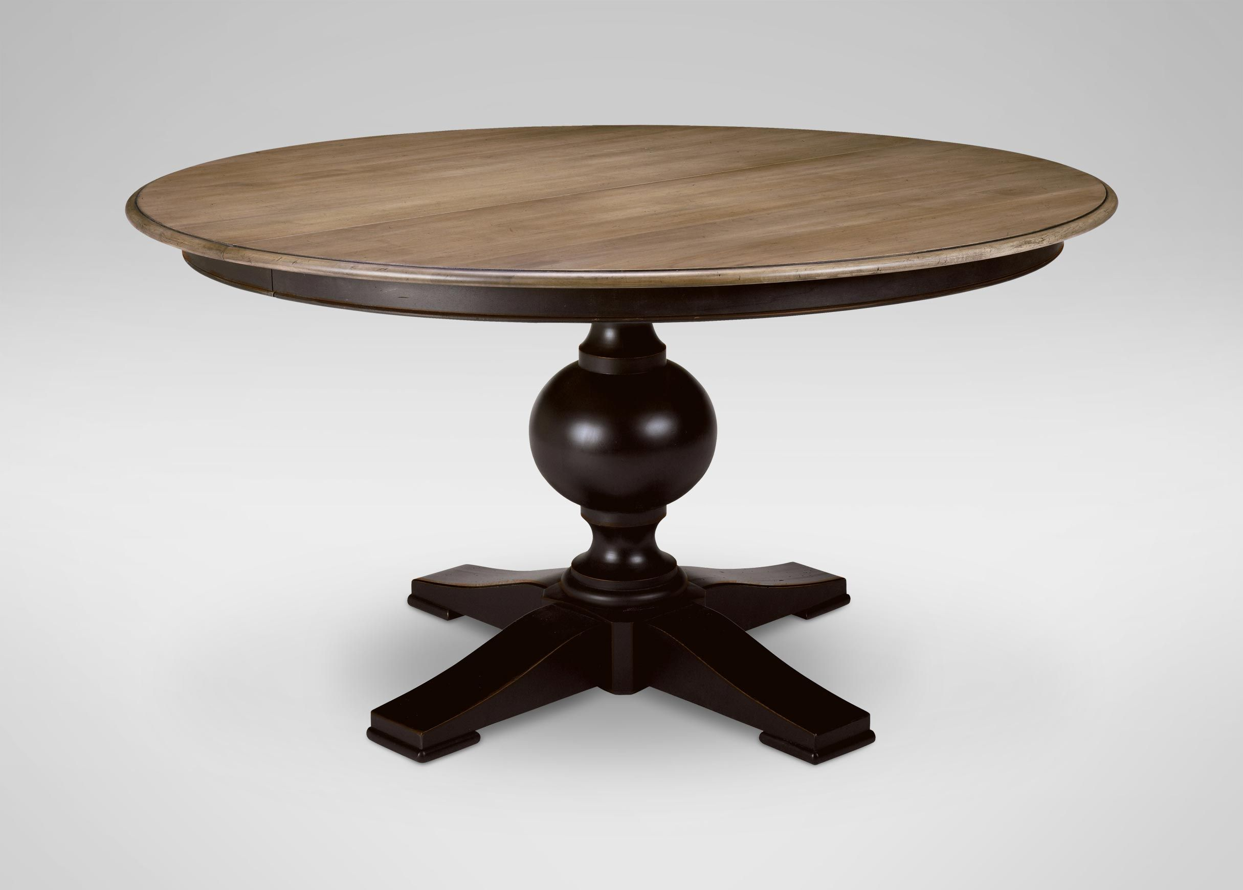 Cooper Round Dining Table Dining Tables Ethan Allen Dining