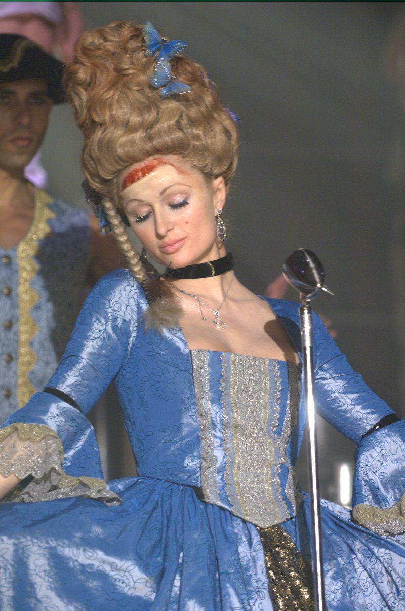 Repo! The Genetic Opera when Amber (Paris) face falls off | Funny ...