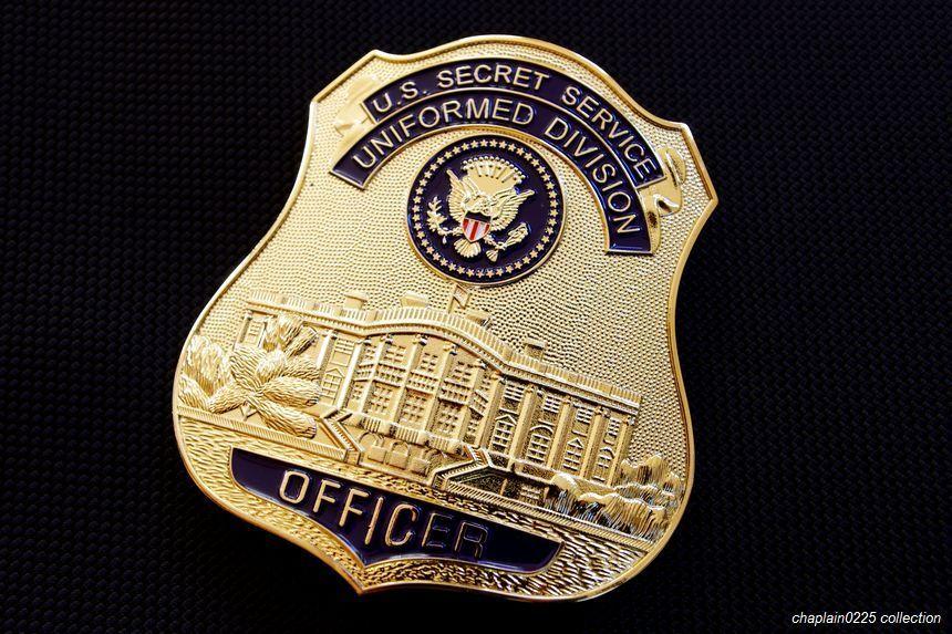 Officer, U.S. Secret Service Uniformed Division (China