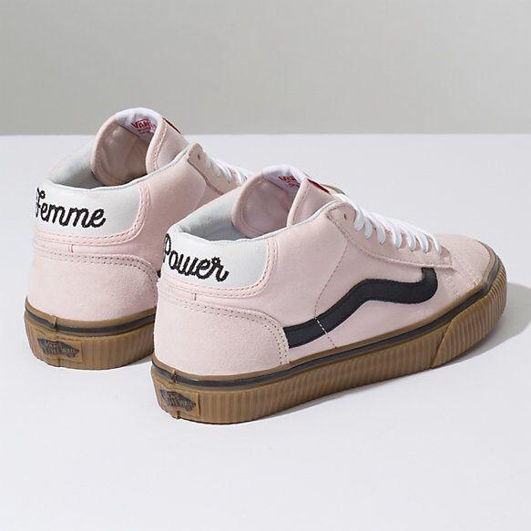 Vans Mid Skool 37 Power Pack Heavenly Pink NWT | Womens