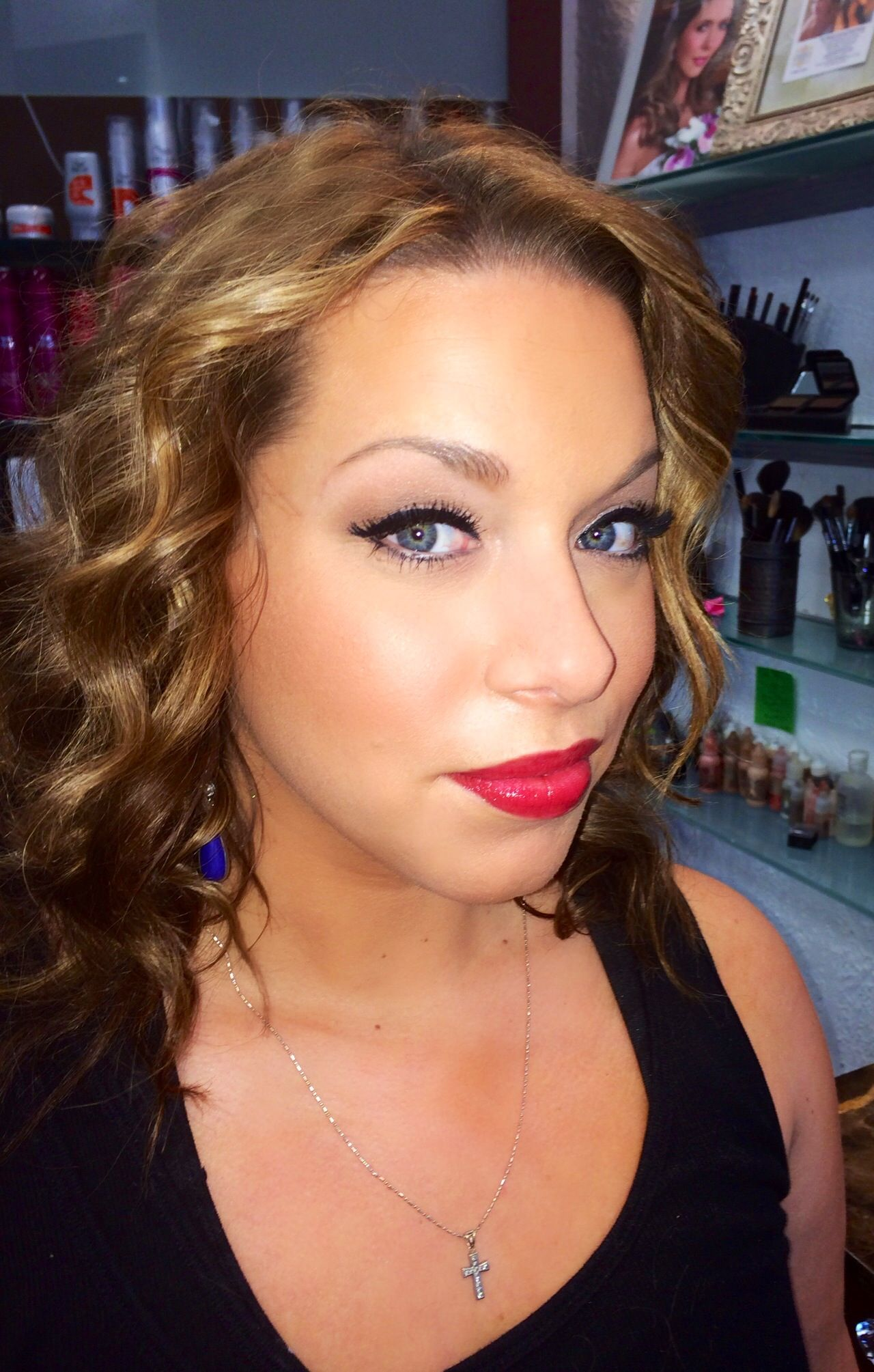 Classic Hollywood Makeup By Valerie McHale