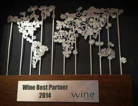 Goulart wine best world partner wine.com.br 2014