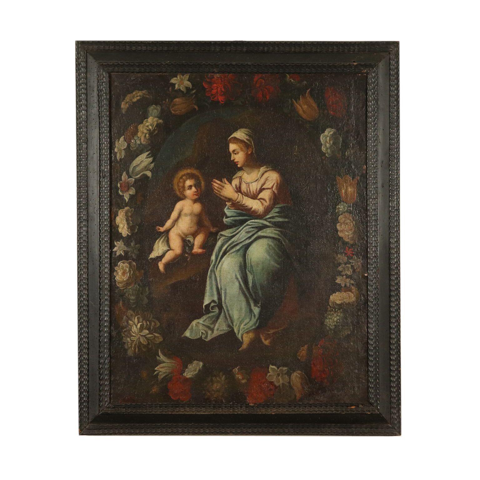 Italienischer Maler Des 17 Jahrhunderts Unter Dem Einfluss Der