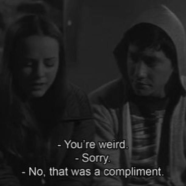 Movie Quotes About Kissing: Donnie Darko, Best Kissing Scene Ever