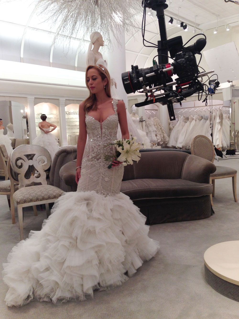 pnina tornai say yes to the dress - Google Search | Beautiful ...