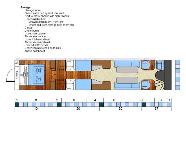 School Bus Conversion Floor Plan Camping Pinterest School