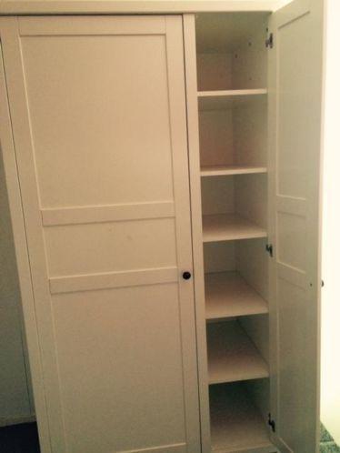 Kledingkast Kast Wit Hemnes Ikea Bedroom Ikea Kast