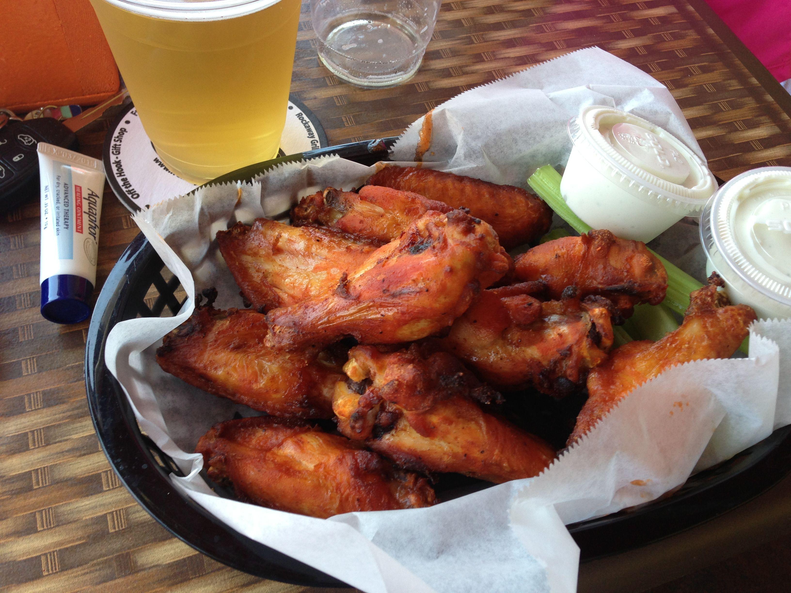 Frenchy's Outpost - Dunedin,FL   Chicken Wings   Chicken