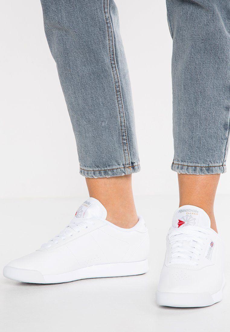 caa7f38759fa Reebok Classic PRINCESS - Sneakers laag - white - Zalando.be