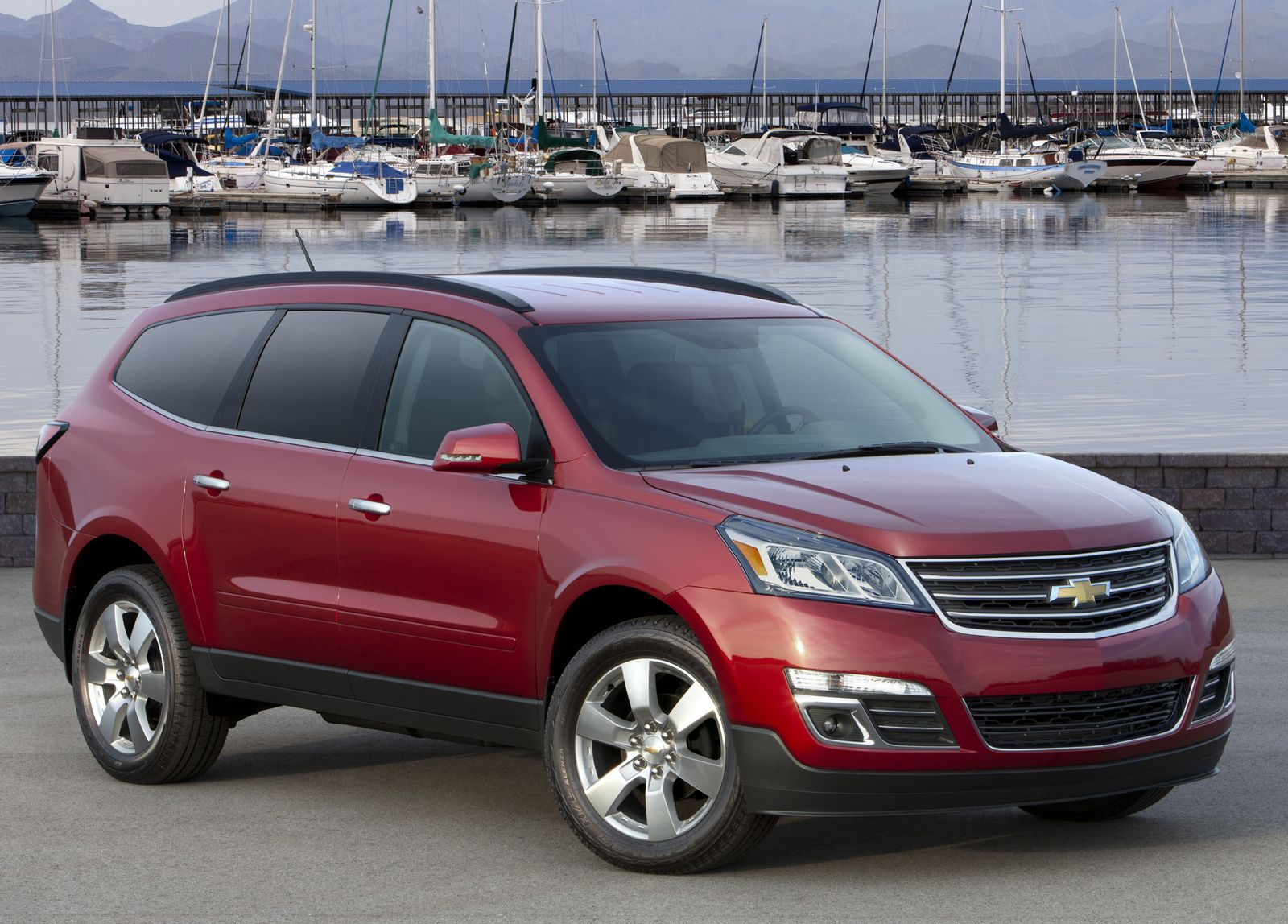 All Chevy 2014 chevrolet suv : chevy traverse | Home / Research / Chevrolet / Traverse / 2014 ...