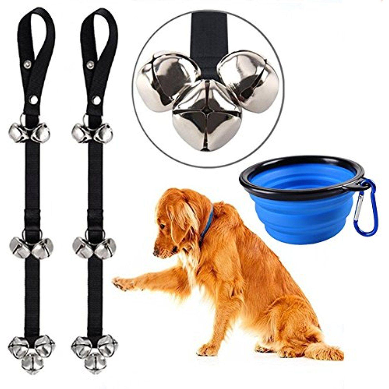 Dog Doorbells For Potty Training Catoop Adjustable Door Bell For