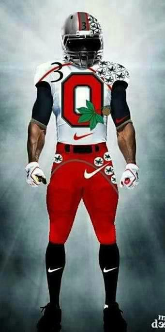 ef8f38dc7 I want to see this on the field. OHIO STATE BUCKEYES BABY.