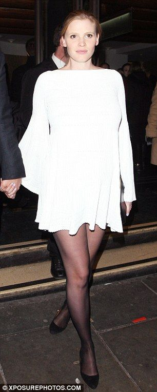 White Babydoll Mini Dress