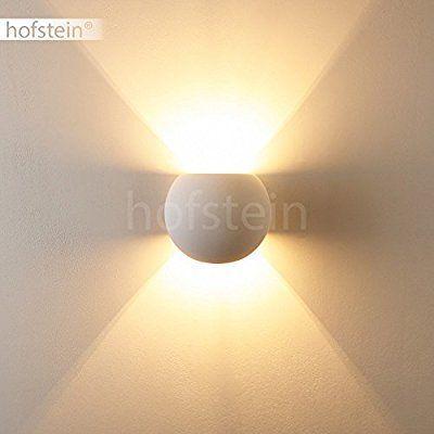 Wandlampe Wohnzimmer Flot mit schönem Lichtkegel - Runde Leselampe
