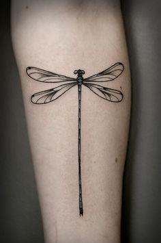 Tatto || Libélula
