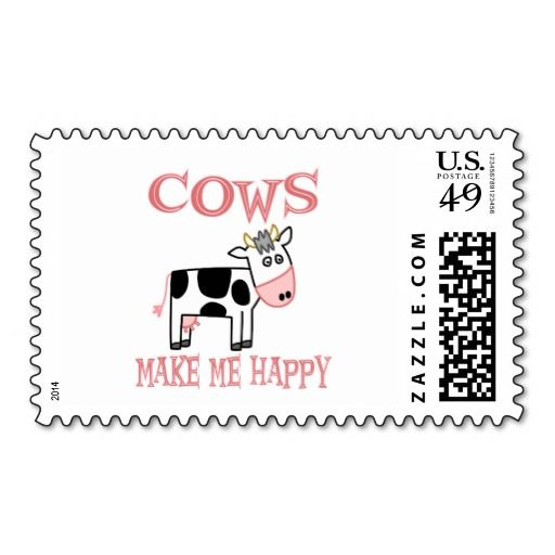 Cows Make Me Happy Postage we are given they also recommend where is the best to buyHow to          Cows Make Me Happy Postage Online Secure Check out Quick and Easy...