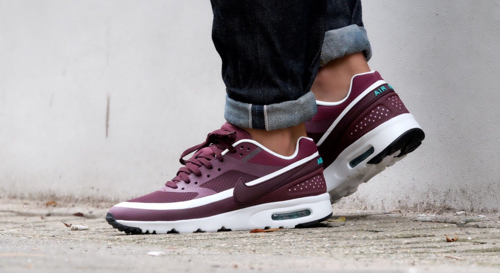 ad97b902d049 Nike Air Max BW Ultra Night Maroon - Sneaker District
