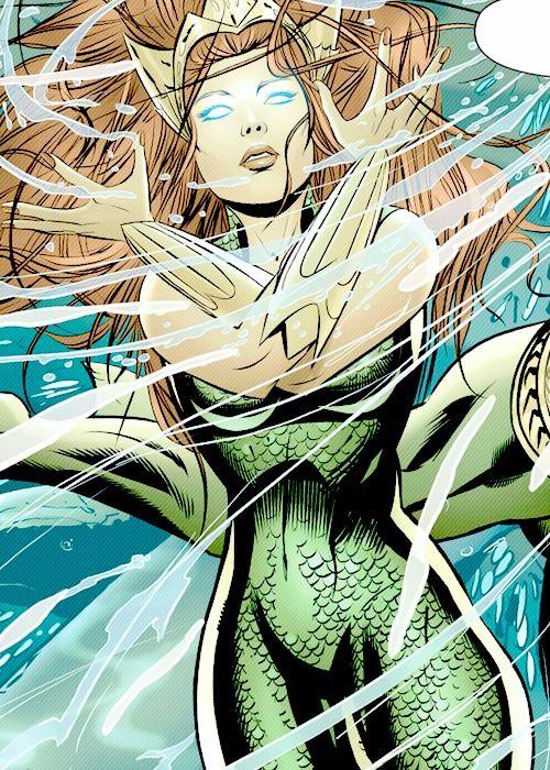 Mera screenshots, images and pictures - Comic Vine   Super