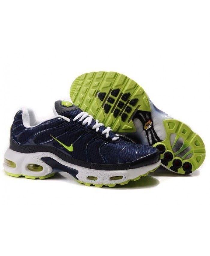 Black Friday Nike Air Max TN Mens Trainer Blue Black