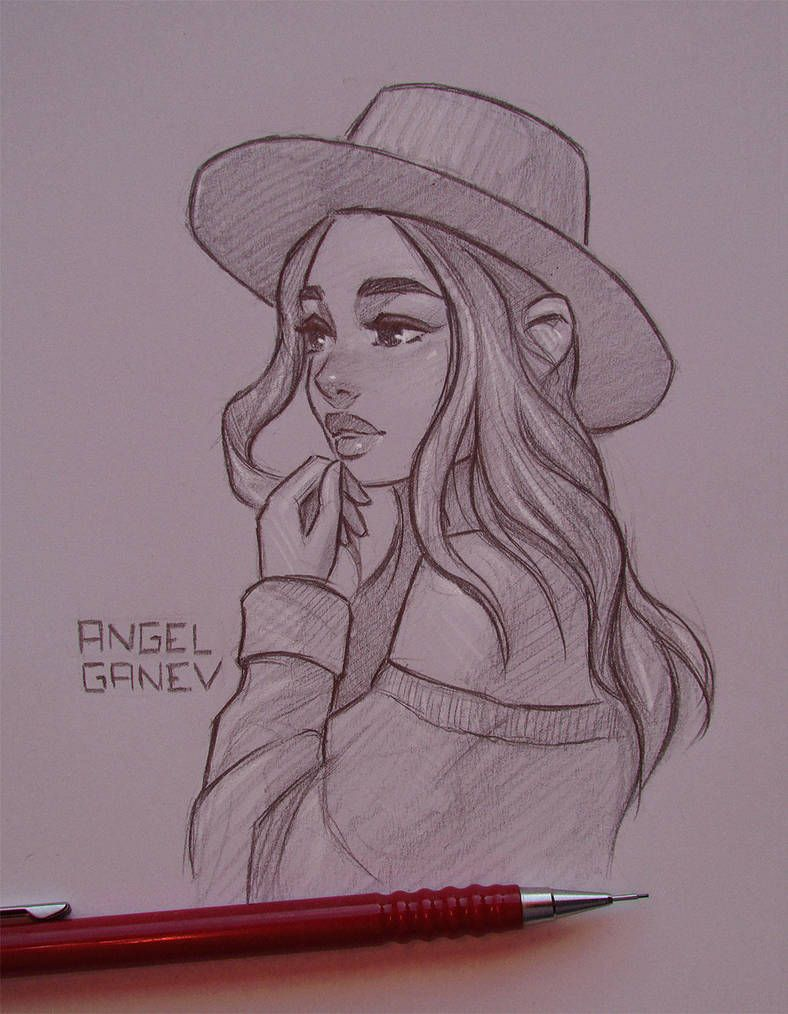 Dibujos A Lapiz Tumblr Busqueda De Google Art Drawings Sketches Simple Girl Drawing Sketches Art Drawings Sketches Creative
