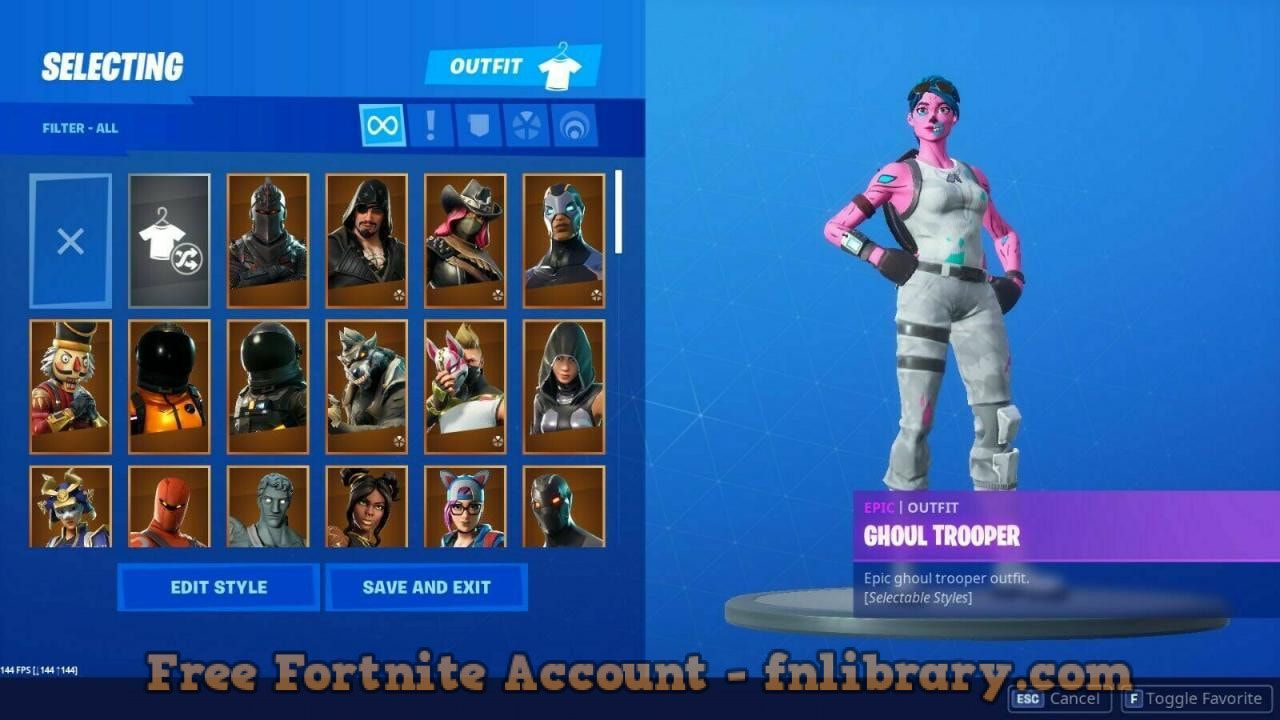 4cc96daf5c16fc9eeb8daaee1fe21341 - How To Get A Free Fortnite Account With Skins