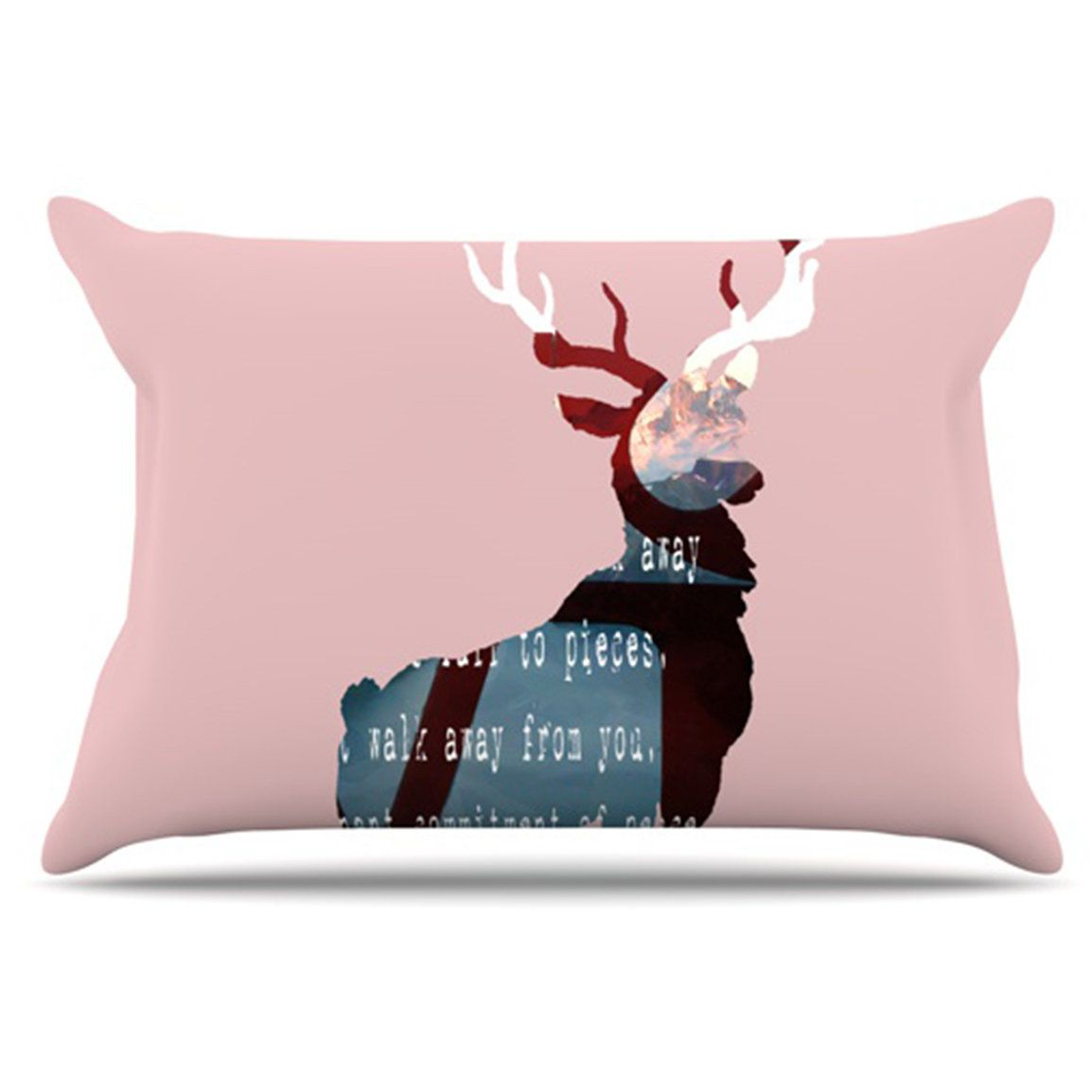 Oh Deer Pillowcase