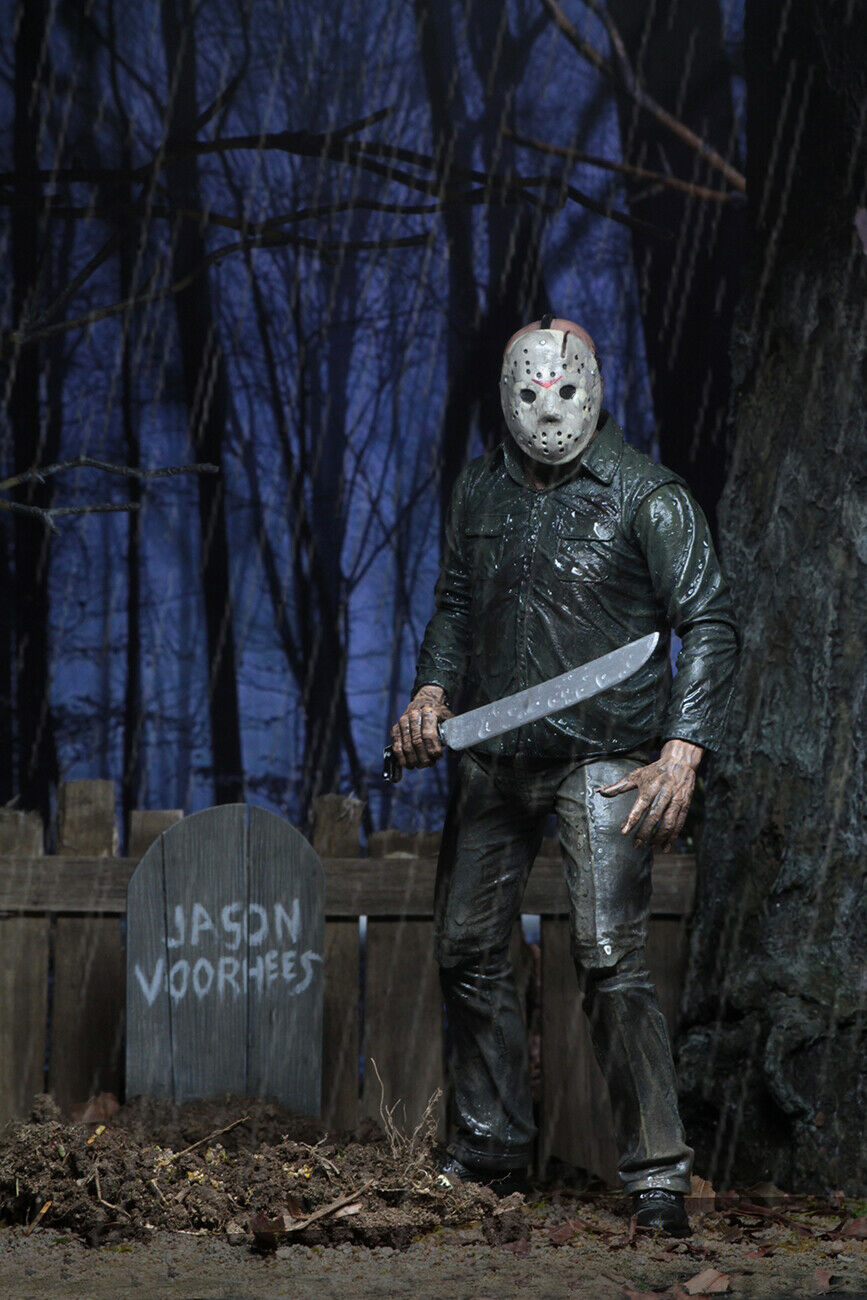 Friday 13th Part 5 Ultimate Jason Dream Sequence Action Figure NECA IN STOCK