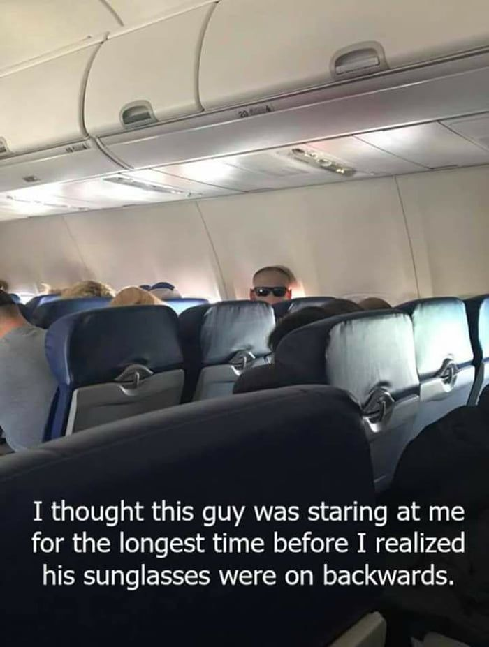 Photo of Disturbing Flight Ever!!!!