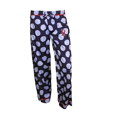 Boston Red Sox Polka-Dot Pajama Pants I just bought these at Kohls. They  are so cute! bb6d36631406