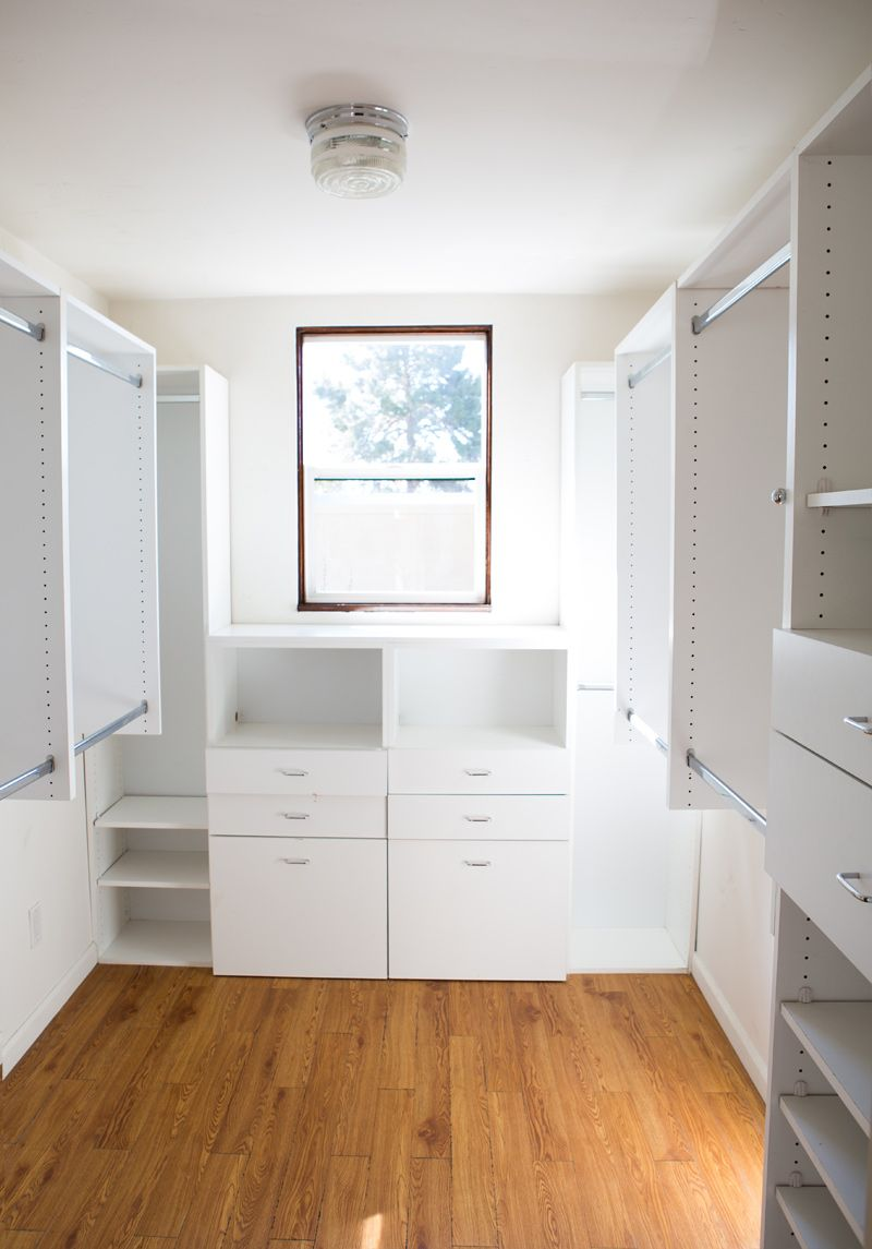 empty walk in closet. Whether You Just Moved Into A New Home With Big, Empty Closets Or You\u0027re Battling Closet That\u0027s Been Cluttered For Years, These Three Walk In W