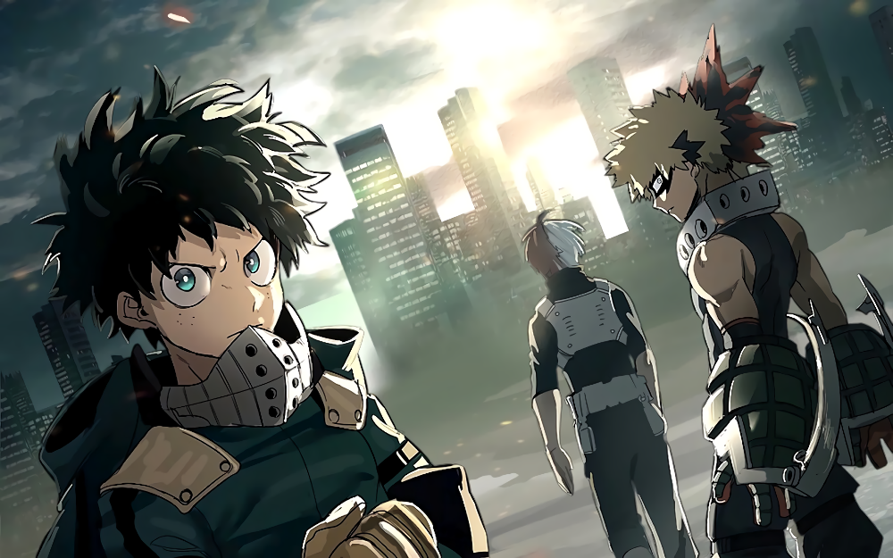 4514193 Midoriya Izuku All Might Boku No Hero Academia Wallpaper Anime Wallpapers Hero Wallpaper Anime Backgrounds Wallpapers Anime Computer Wallpaper