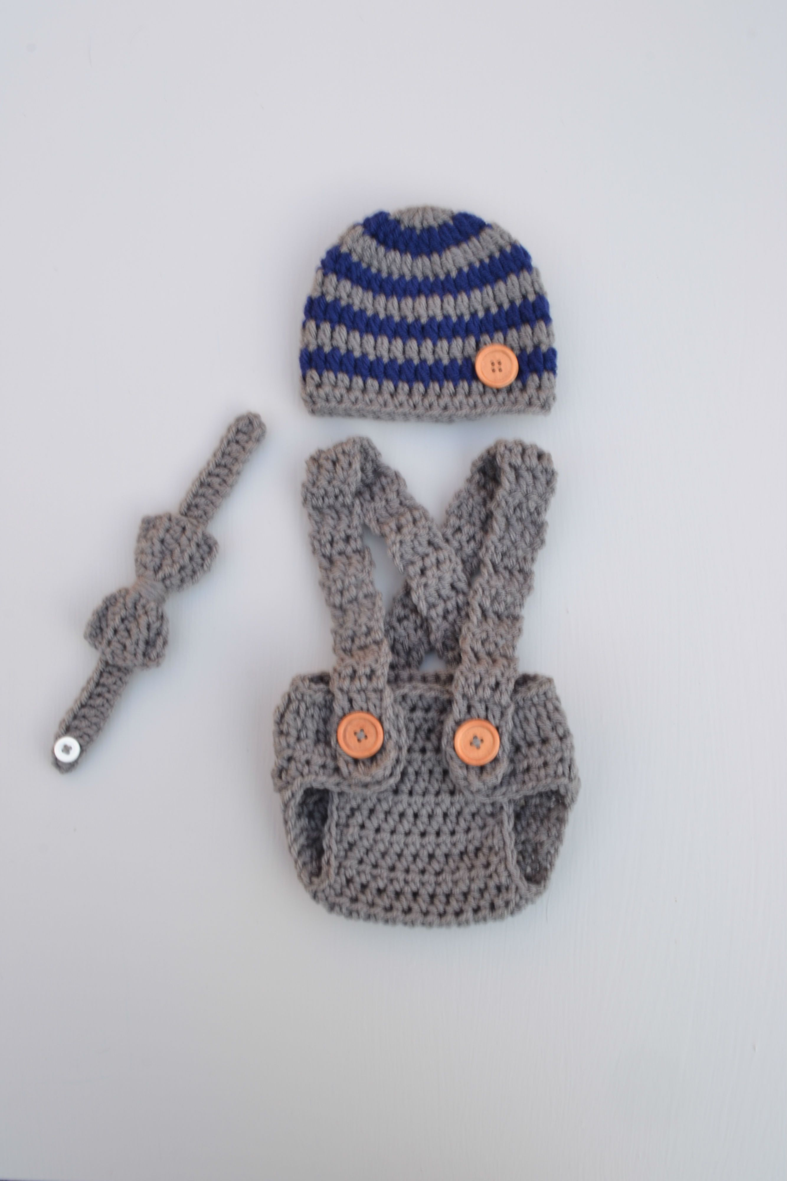 Baby Boy Outfit Newborn Baby Clothes Crochet Baby Boy Clothes ...