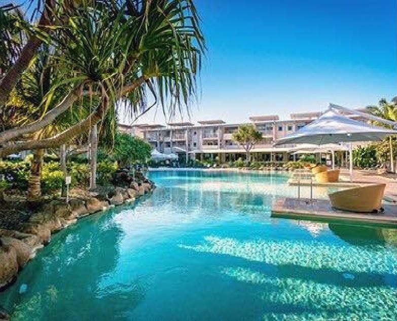 A posh hotel at the gold coast in queensland australia