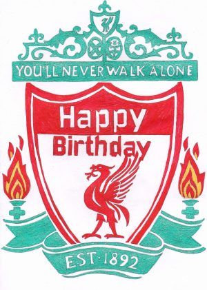 Liverpool Card Images Of Lfc Pinterest Liverpool Fc Liverpool