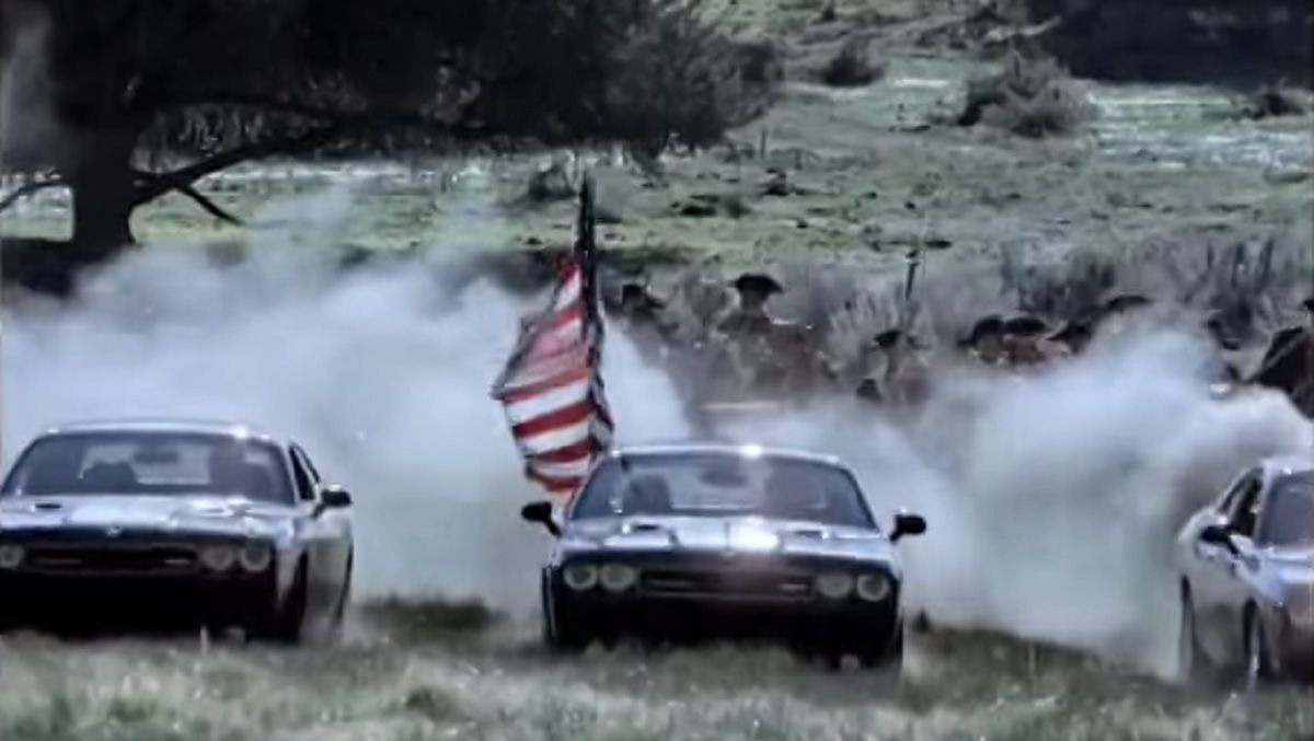 Robin Williams Dodge Challenger One Awesome Commercial One Of