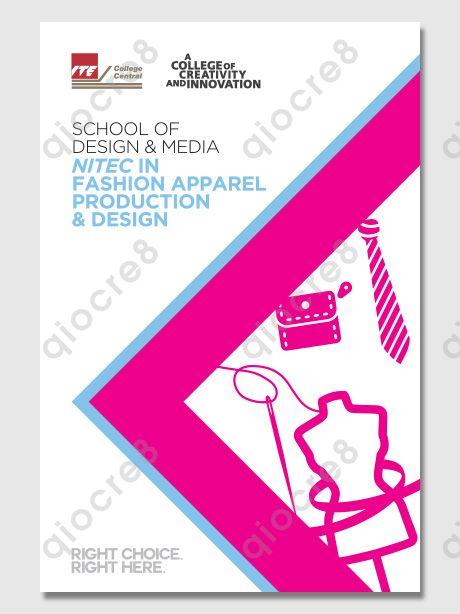 Ite Course Card Design Card Design Lettering Design