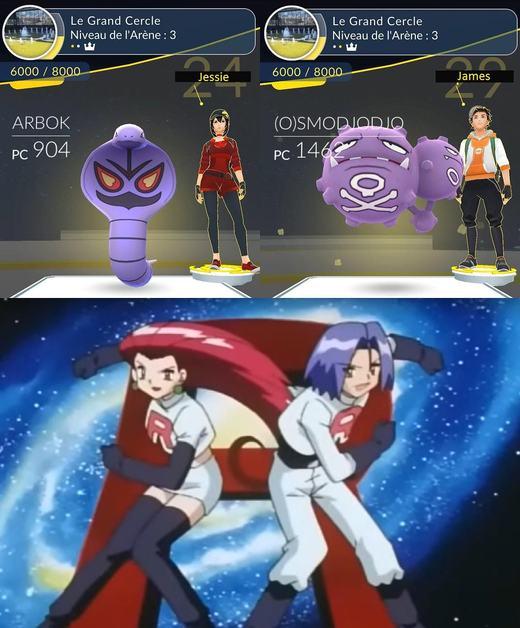 Gogo pokemon on team rocket pokemon pokemon teams