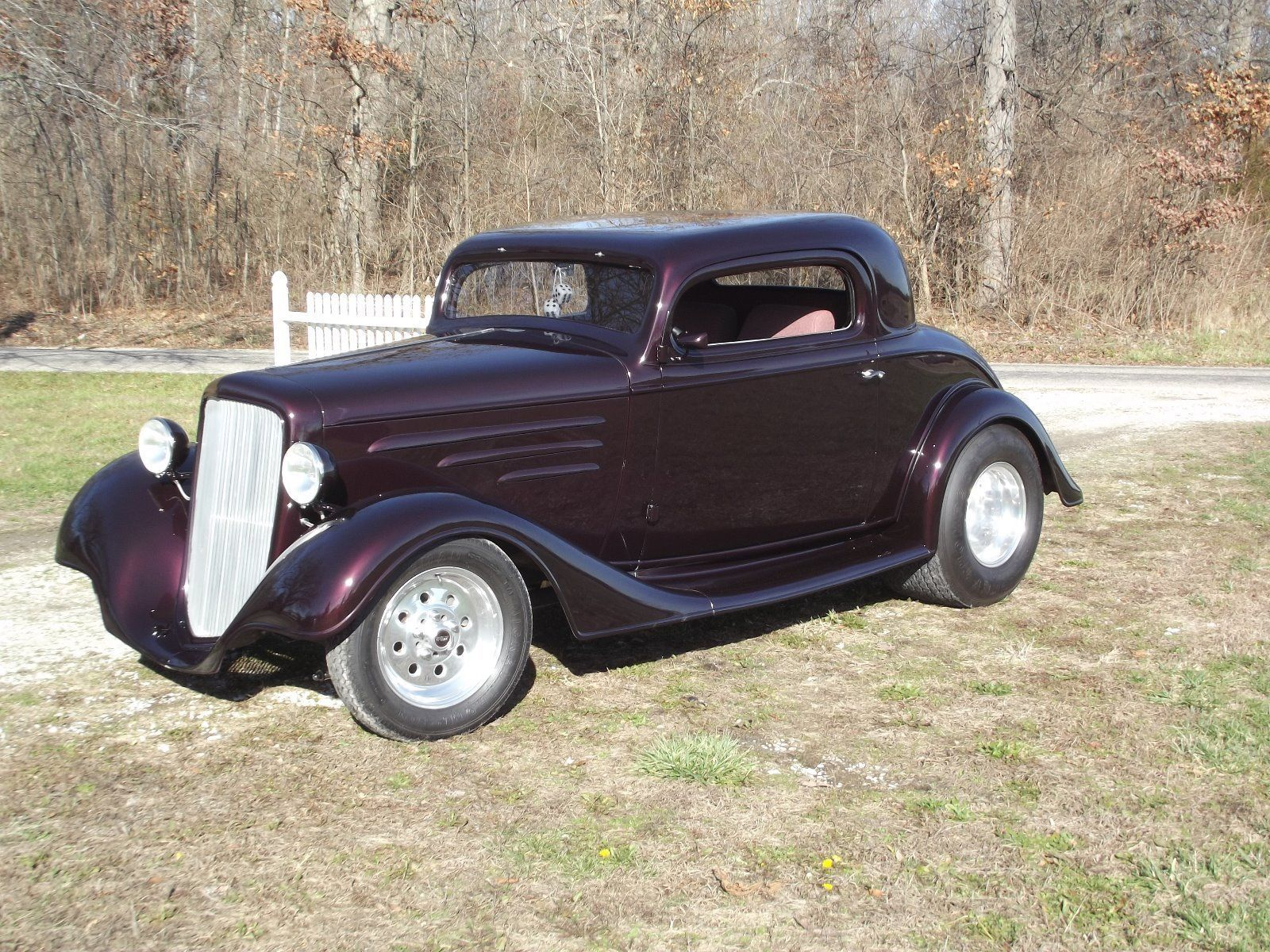 1934 Chevy Coupe Show Car Maintenance/restoration of old/vintage ...