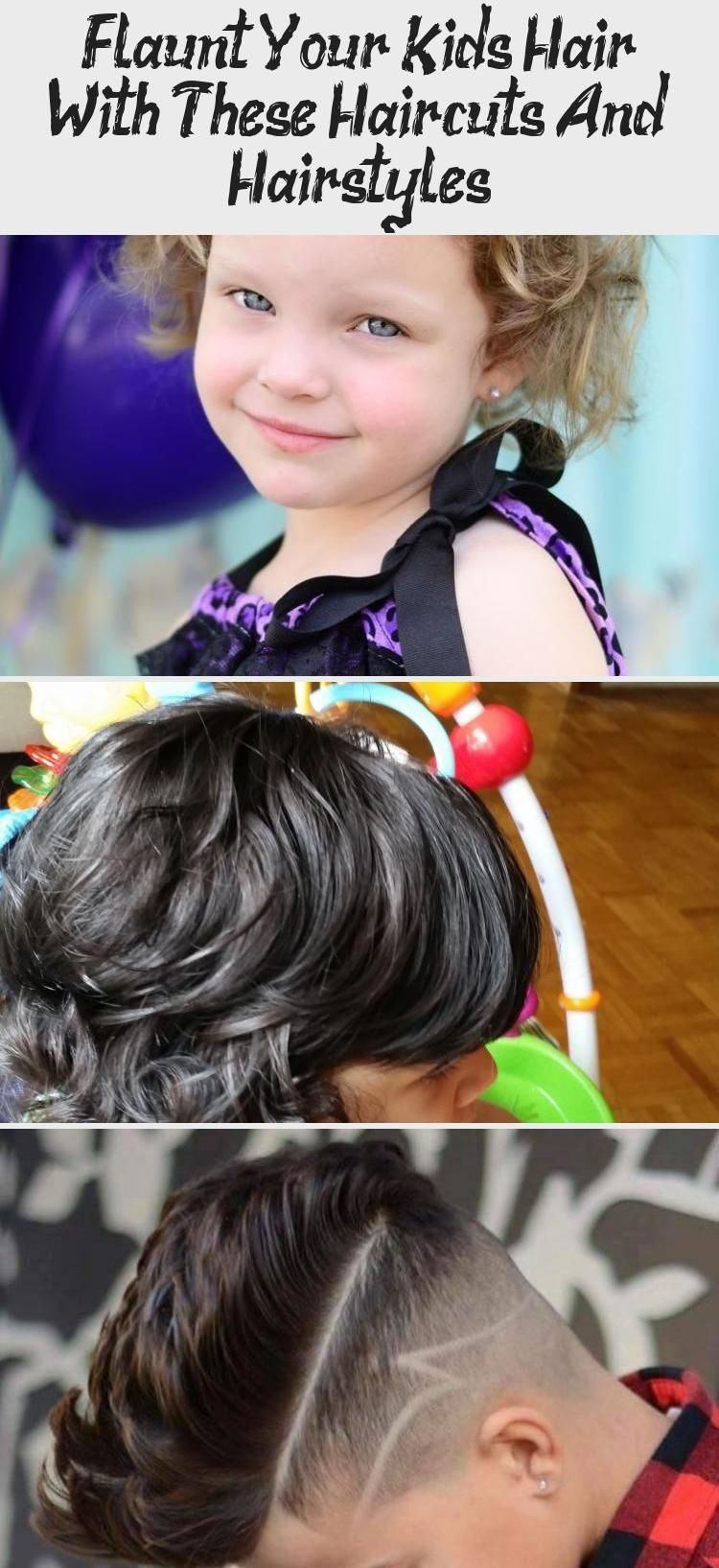 Stellen Sie das Haar Ihrer Kinder mit diesen Haarschnitten und Frisuren zur Schau - Gesundheit und F...